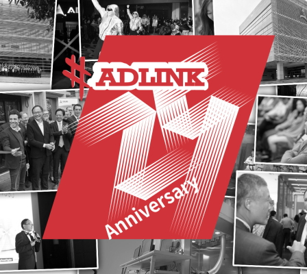 ADLINKers Celebrate 25 Years on a Mission to do Things Differently
