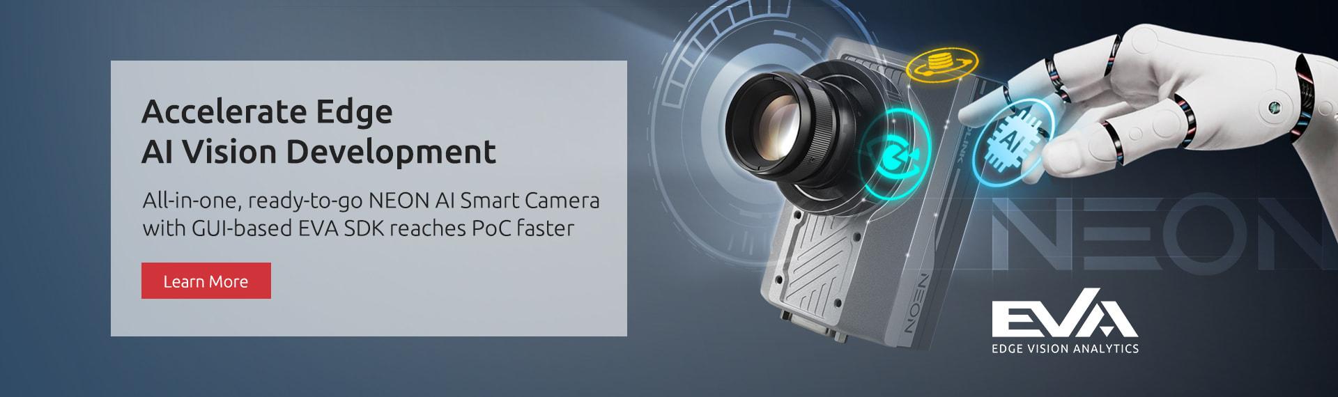 AI Vision Case Smart Camera Robot Hazard Prevention