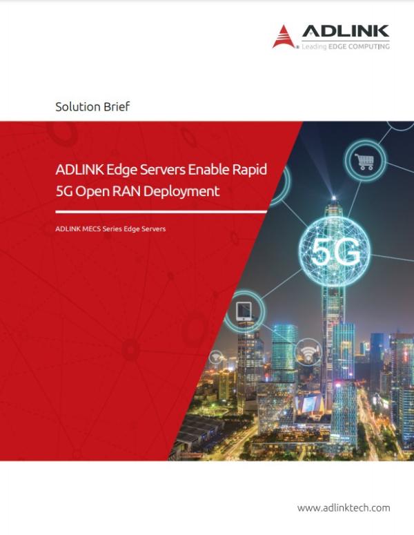 Edge Servers for 5G Open RAN