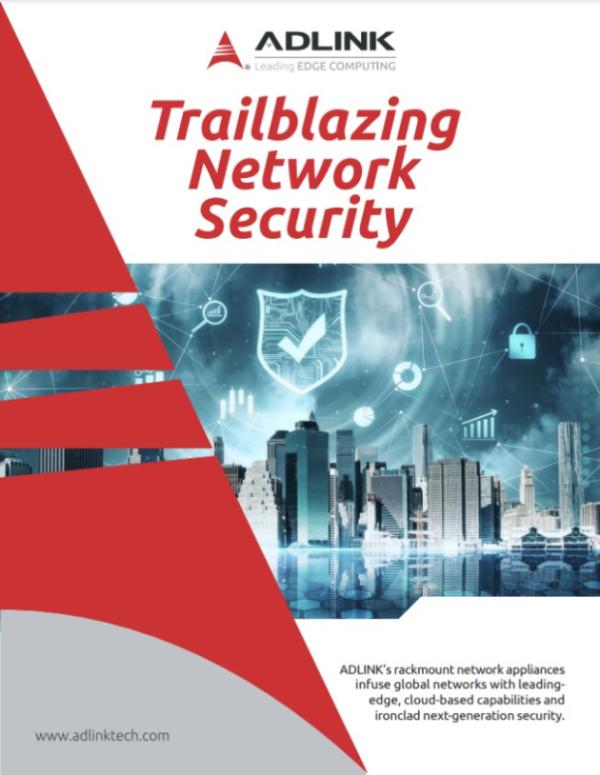 CSA Brochure: Trailblazing Network Security