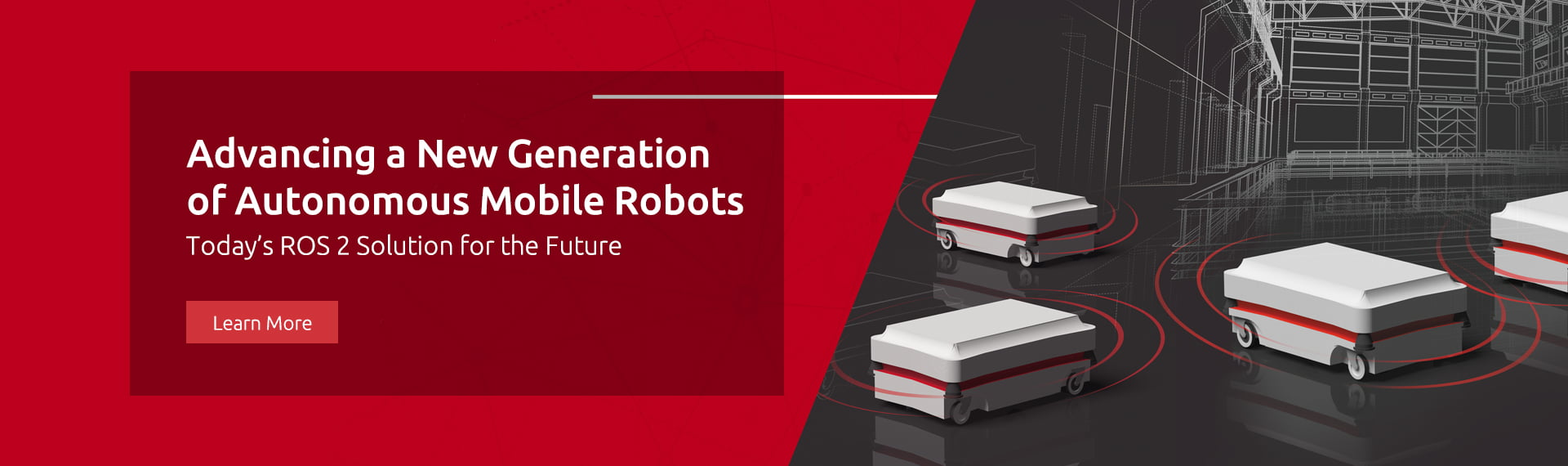 Advancing a new generation of autonomous mobile robots