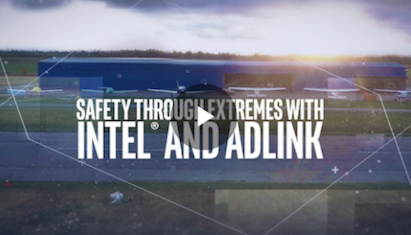 INTEL&reg; AND ADLINK TECHNOLOGY - AEROSPACE<br />INTEL® AND ADLINK TECHNOLOGY - AEROSPACE