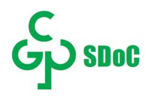 The China Green Product (CGP) logo shows the compliance of China RoHS2.<br />China Green Product (CGP) logo