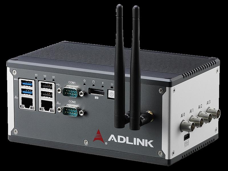 MCM-100<br />Intel Atom® x7-E3950 Processor-Based Machine Condition Monitoring Edge Platform