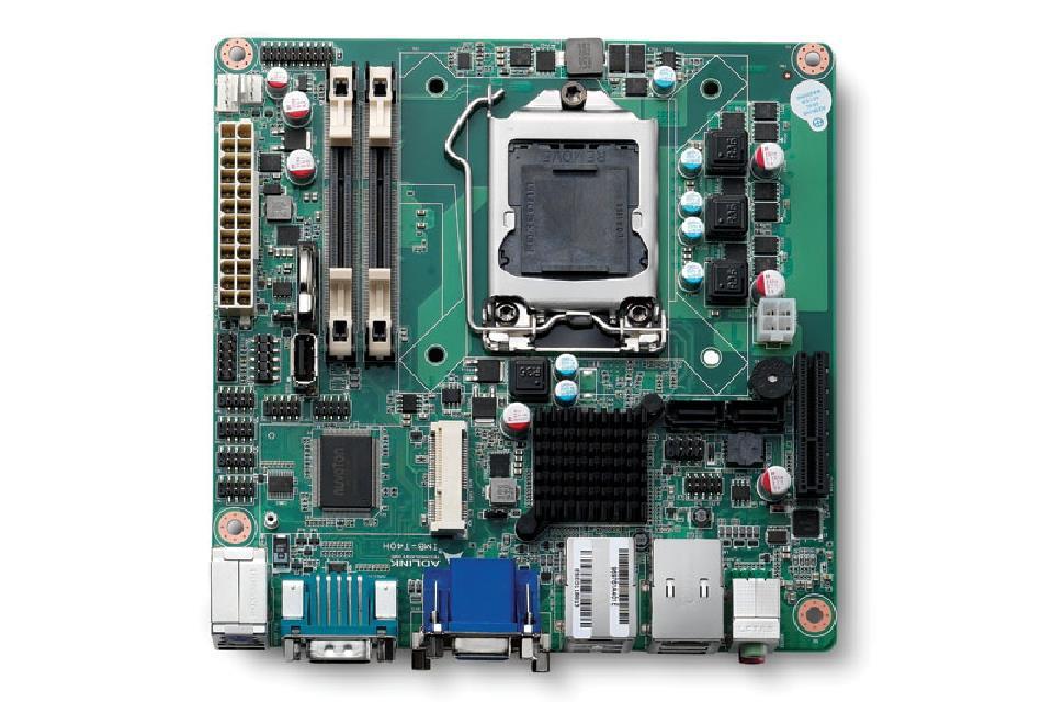 &nbsp;<br />Mini-ITX Embedded Boards