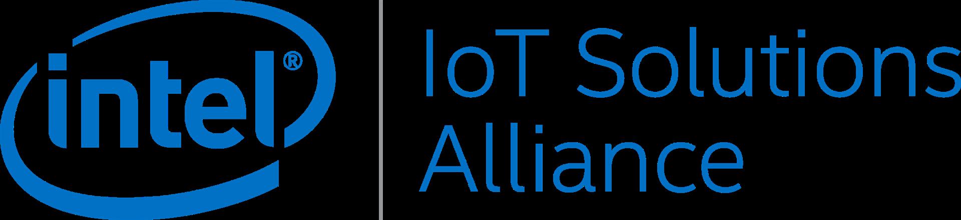 Intel IoT Solutions Alliance &nbsp;&nbsp; &nbsp;&nbsp;<br />
