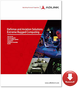 Resources<br />ADLINK Defense and Aviation Solutions Extreme Rugged Computing