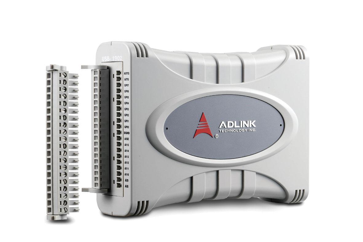 USB-1901/1902/1903–USB DAQ–ADLINK