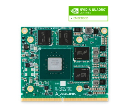 EGX-MXM-P1000–Embedded MXM Modules–ADLINK