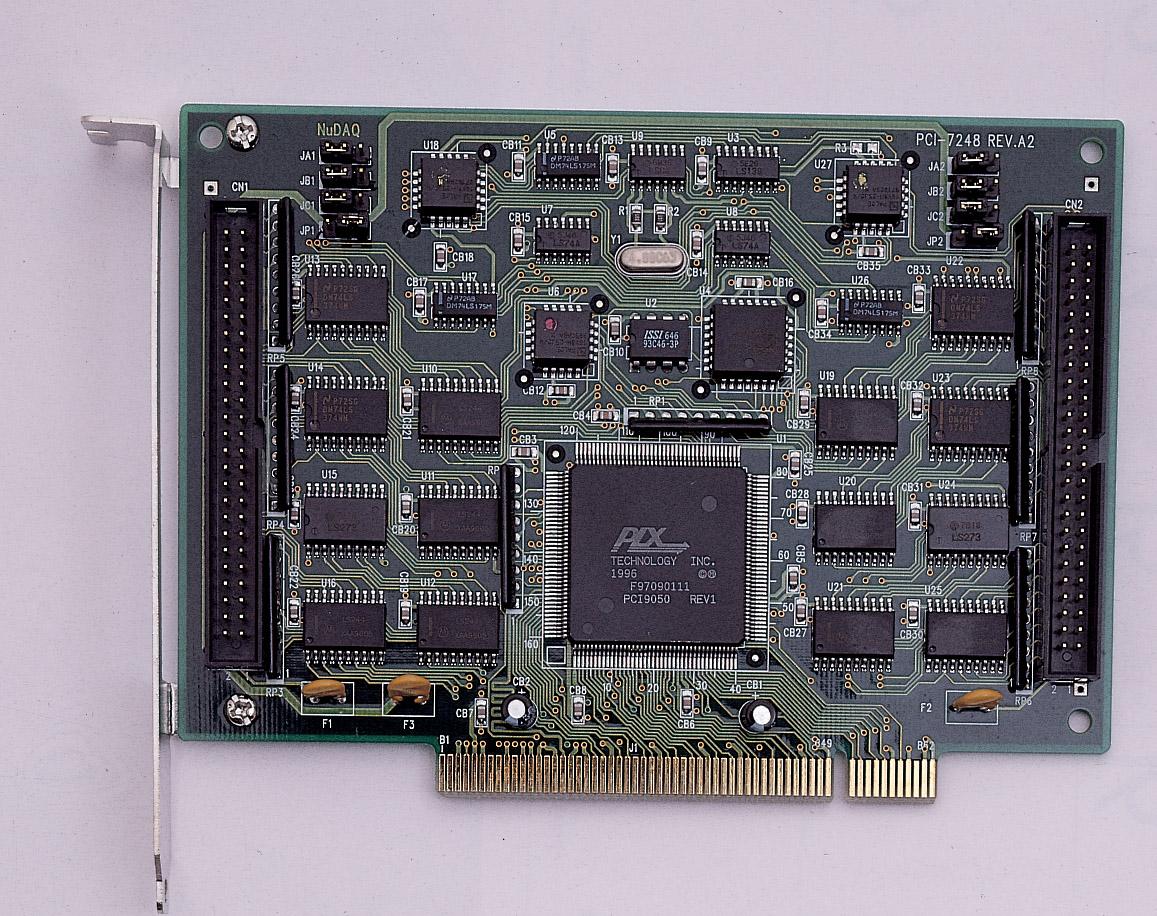 PCI-7296/7248/7224–Digital I/O–ADLINK