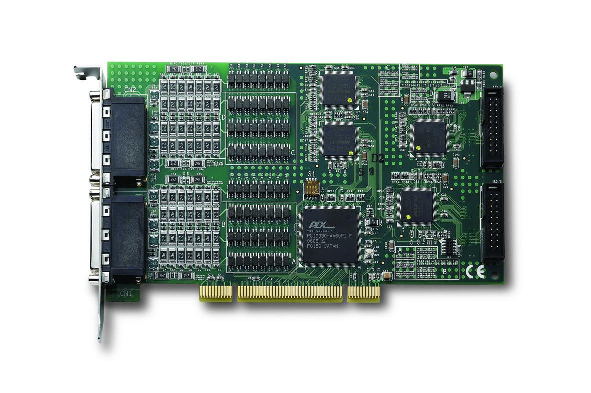PCI-7442/7443/7444–Digital I/O–ADLINK