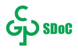 中國綠色產品(CGP)之符合性聲明標示,表示符合中國RoHS2。<br />