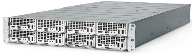 MCS-2080<br />2U 19吋雲端媒體伺服器,支援模組化運算和交換節點